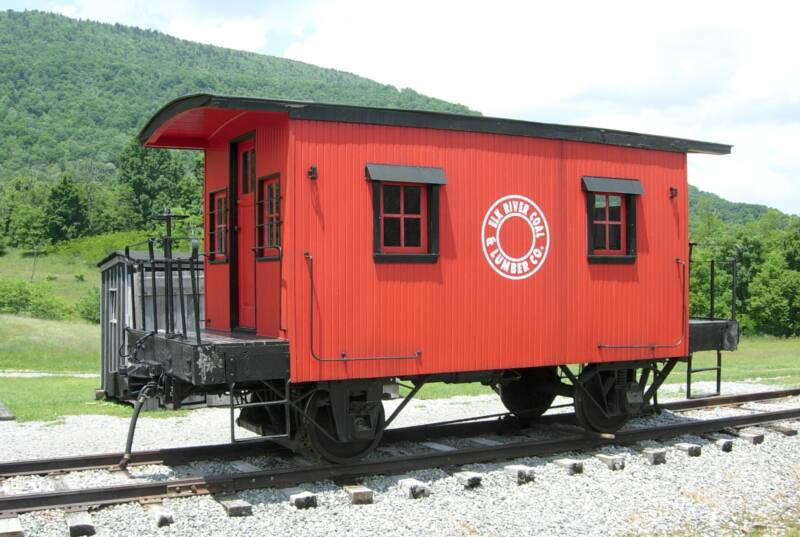 Caboose For Sale. Caboose For Sale
